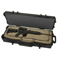 Boyt H44 Compact Rifle - Carbine Hard Case and Soft Case Combo Set