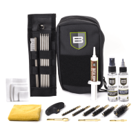 Breakthrough Universal Cleaning Kit -- BT-LOC-U Breakthrough, gun cleaning kit, solvent, lubricant, microfiber towel, portable
