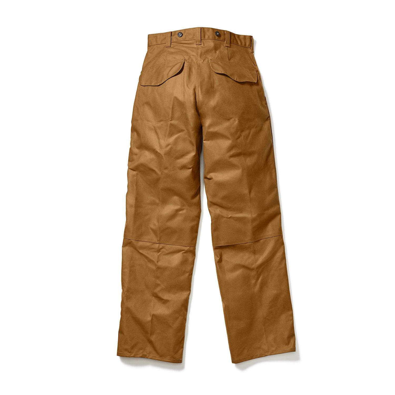 Filson single tin pants review