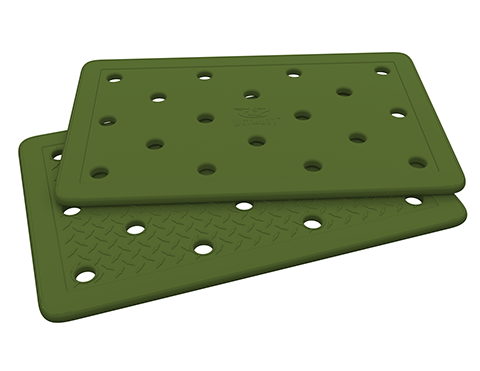 Wet Mutt Kennel Mat - Small kennel mat, crate cushion, mat for ruff tough kennel, wet mutt cushion, wet mutt,
