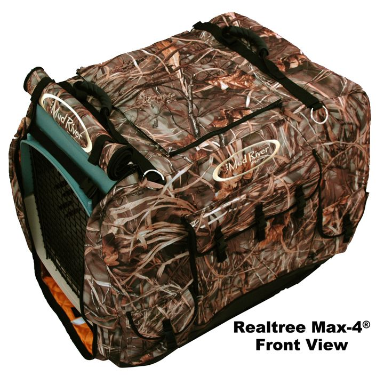 Mud River Mud River Dixie Insulated Kennel Cover