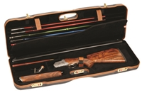 "Negrini 1659 Tube Set Series -- Barrel up to 32.25"" High Rib Negrini, hard sided gun case, airline approved gun case, shotgun case, Krieghofff"