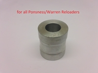 Ponsness Warren Powder Bushings Ponsness Warren, Ponsness Warren Powder Bushing, Powder Bushings, Reloading equipment, reloading accessories, reloader bushings, reloader bushing, ponsness warren bushings