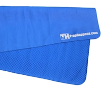 Trap Happens Cooling Towel Blue