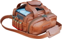Wild Hare Leather Six Box Carrier