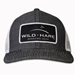 Wild Hare Shooting Gear Patch Hat With Mesh Back - WH-MBW-800CB-HB