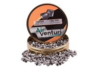 Air Venturi Pellets, .177 Cal, 8.64 Grains, Pointed, 250ct pointed pellets, 8 grain, air gun ammo